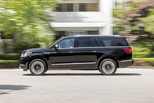 2018 Lincoln Navigator New Car Review Autotrader