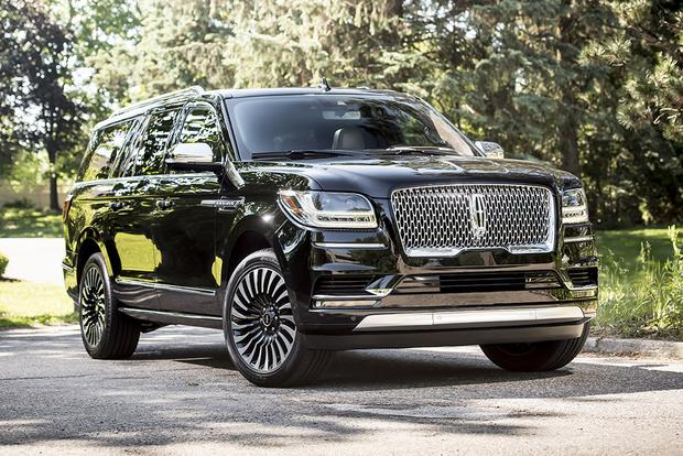 2018 Lincoln Navigator Vs 2018 Infiniti Qx80 Which Is Better