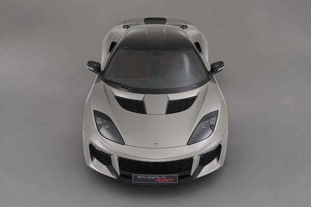 2016 Lotus Evora 400: Overview featured image large thumb1