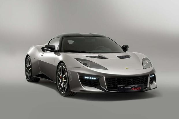 2017 Lotus Evora 400: Overview featured image large thumb1