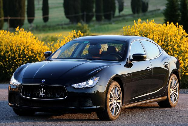 2015 Maserati Ghibli: Overview featured image large thumb1