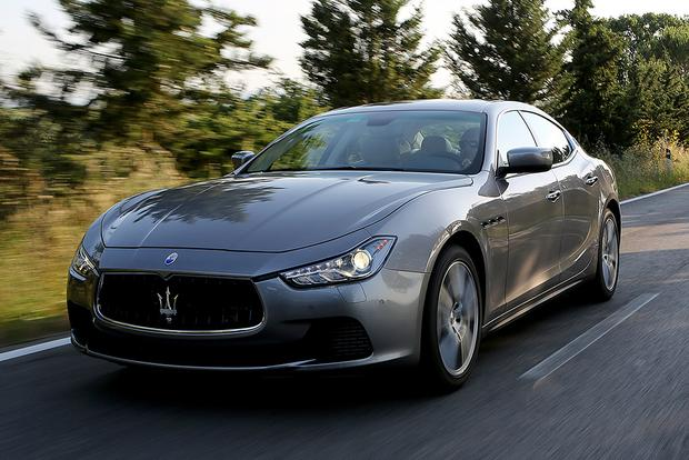 2015 Maserati Ghibli: Overview featured image large thumb2