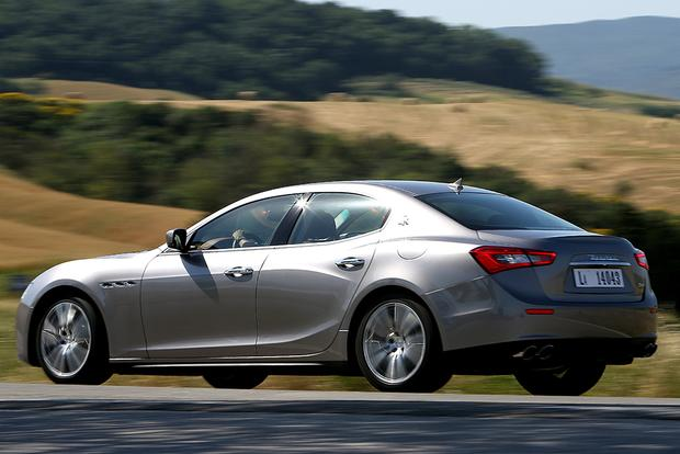 2015 Maserati Ghibli: Overview featured image large thumb3