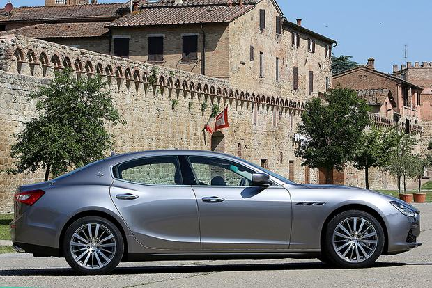 2015 Maserati Ghibli: Overview featured image large thumb4