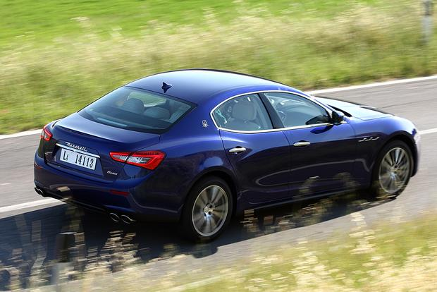 2015 Maserati Ghibli: Overview featured image large thumb5