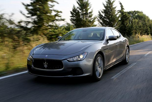 2015 BMW 5 Series vs. 2015 Maserati Ghibli: Which Is Better? featured image large thumb6