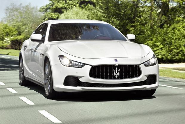 2016 Maserati Ghibli: Overview
