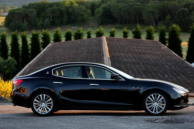 2016 Maserati Ghibli: Overview featured image large thumb1