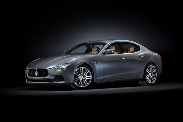 2016 Maserati Ghibli: Overview featured image large thumb3