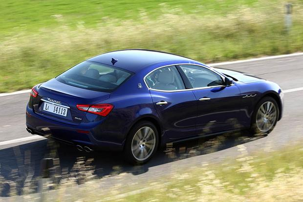 2016 Maserati Ghibli: Overview featured image large thumb5