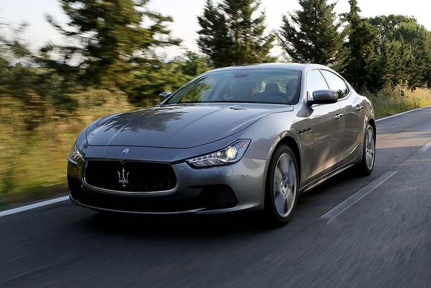 2016 Maserati Ghibli vs. 2016 Maserati Quattroporte: What's the Difference? featured image large thumb8