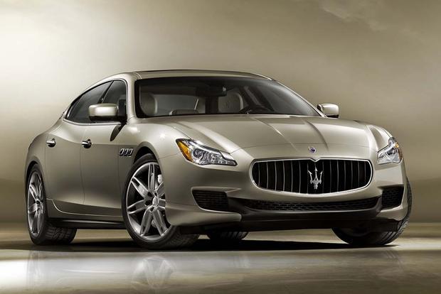 2016 Maserati Ghibli vs. 2016 Maserati Quattroporte: What's the Difference? featured image large
