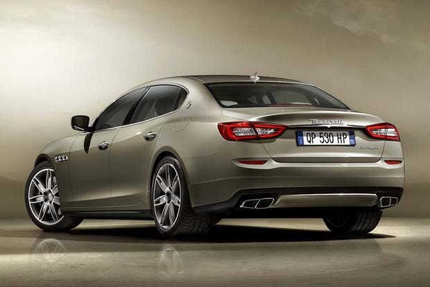 2016 Maserati Ghibli vs. 2016 Maserati Quattroporte: What's the Difference? featured image large thumb7