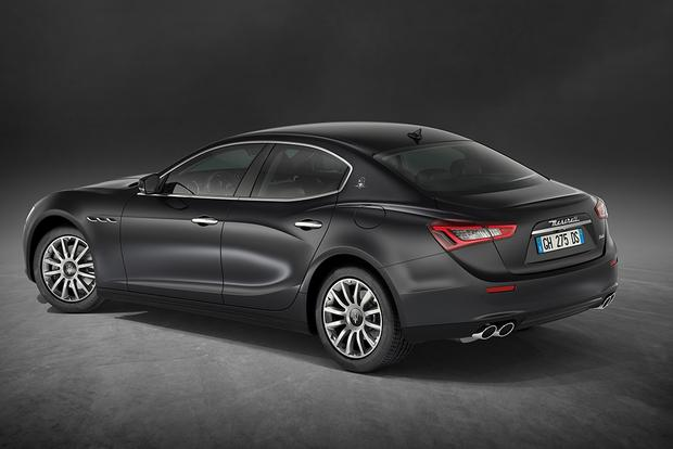 2017 Maserati Ghibli: Overview featured image large thumb1