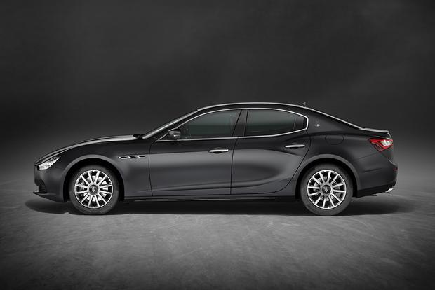 2017 Maserati Ghibli: Overview featured image large thumb2