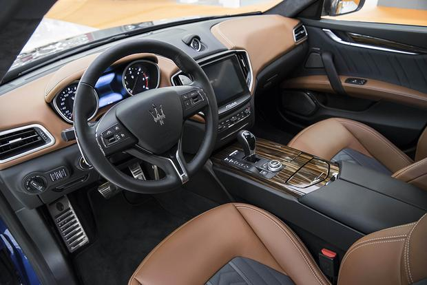 2017 Maserati Ghibli: Overview featured image large thumb3