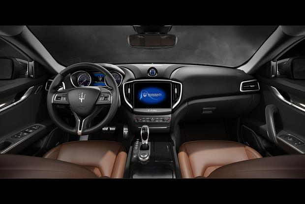 2017 Maserati Ghibli: Overview featured image large thumb4
