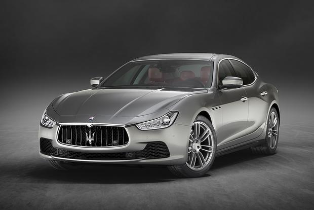 2017 Maserati Ghibli: Overview featured image large thumb5