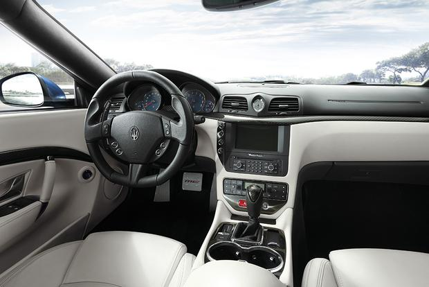 2015 Maserati GranTurismo: Overview featured image large thumb5