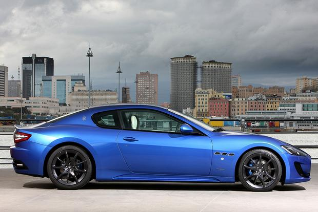 2015 Maserati GranTurismo: Overview featured image large thumb3