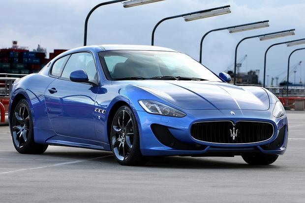 2015 Maserati GranTurismo: Overview featured image large thumb2