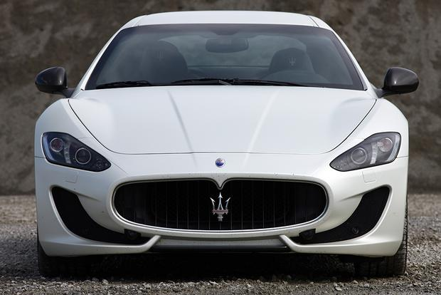 2015 Maserati GranTurismo: Overview featured image large thumb1