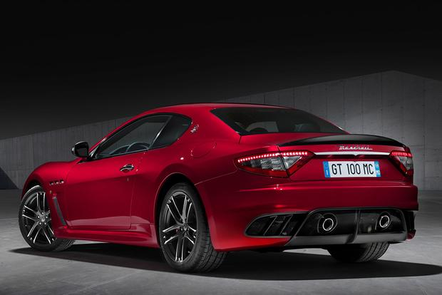 2017 Maserati GranTurismo: Overview featured image large thumb1