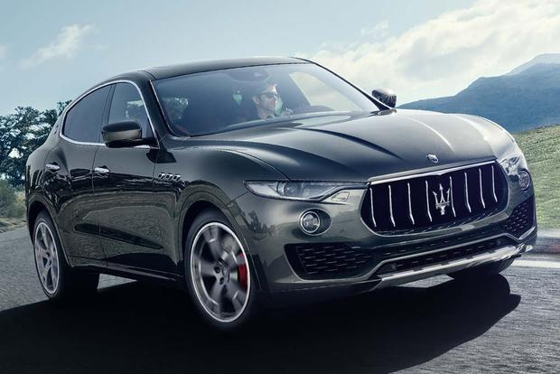 2017 Maserati Levante: Overview