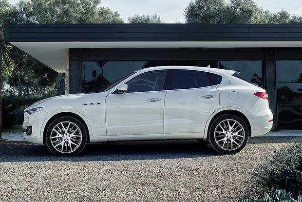 2017 Maserati Levante: Overview featured image large thumb1