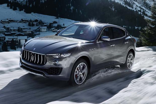 2017 Maserati Levante: Overview featured image large thumb2