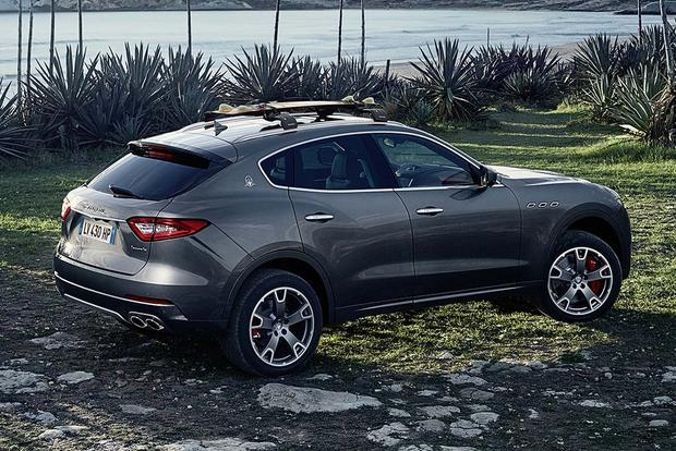 2017 Maserati Levante: Overview featured image large thumb3