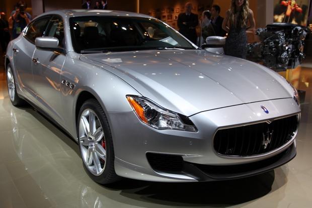 2014 Maserati Quattroporte: Detroit Auto Show featured image large thumb0
