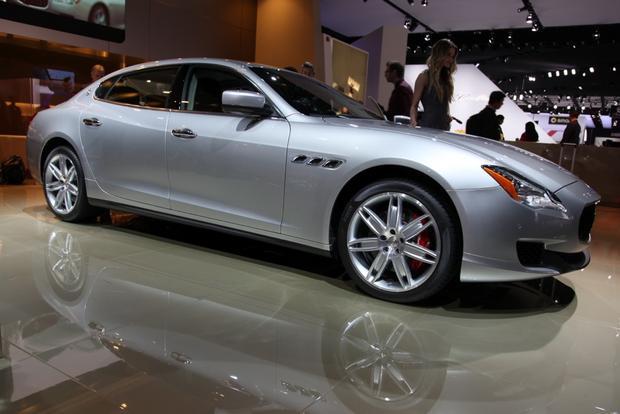 2014 Maserati Quattroporte: Detroit Auto Show featured image large thumb1