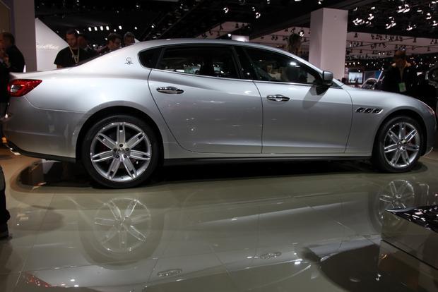 2014 Maserati Quattroporte: Detroit Auto Show featured image large thumb2