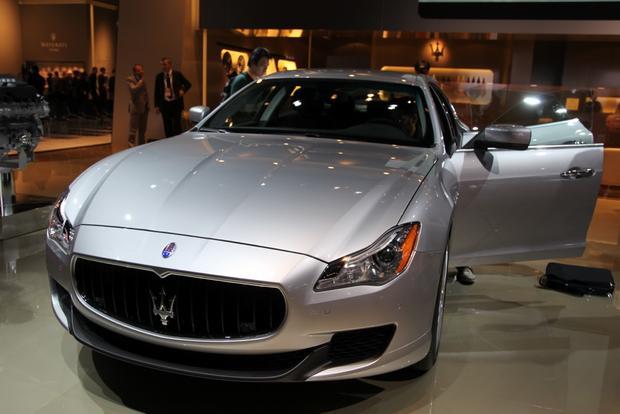 2014 Maserati Quattroporte: Detroit Auto Show featured image large thumb3