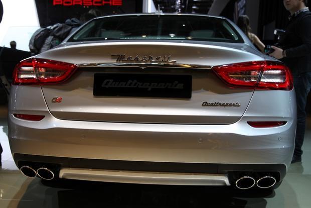 2014 Maserati Quattroporte: Detroit Auto Show featured image large thumb4