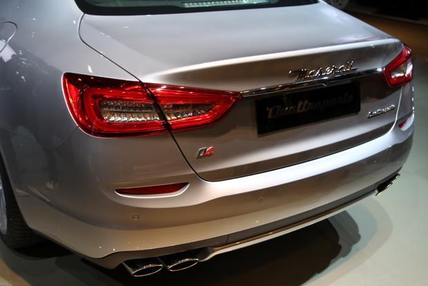 2014 Maserati Quattroporte: Detroit Auto Show featured image large thumb5
