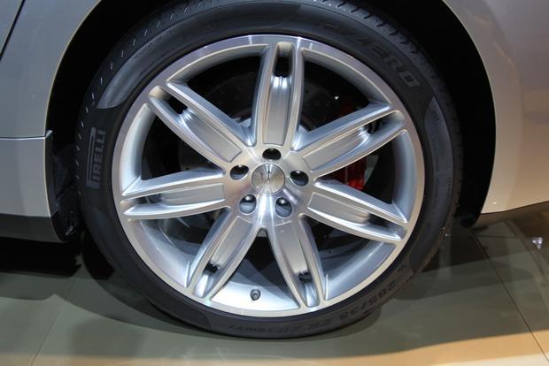 2014 Maserati Quattroporte: Detroit Auto Show featured image large thumb6