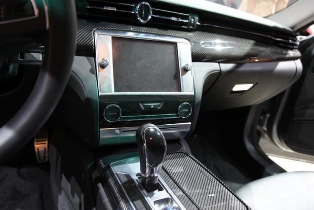2014 Maserati Quattroporte: Detroit Auto Show featured image large thumb9