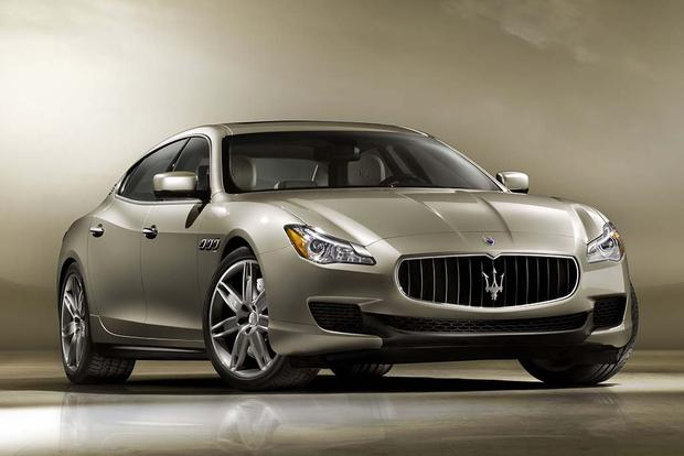 2016 Maserati Quattroporte: Overview featured image large thumb0