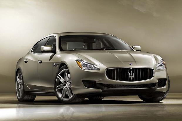 2016 Maserati Quattroporte: Overview