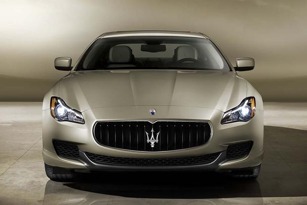 2016 Maserati Quattroporte: Overview featured image large thumb2