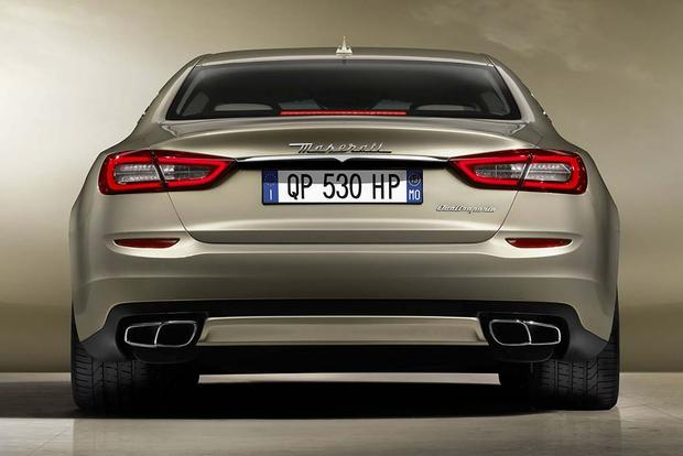 2016 Maserati Quattroporte: Overview featured image large thumb3