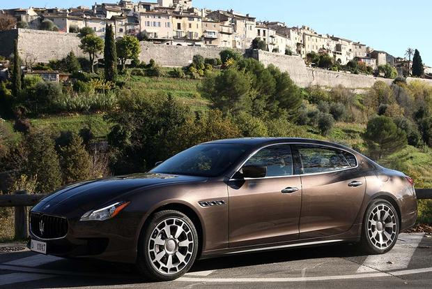 2016 Maserati Quattroporte: Overview featured image large thumb5