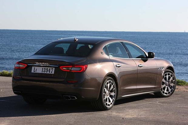 2016 Maserati Quattroporte: Overview featured image large thumb6