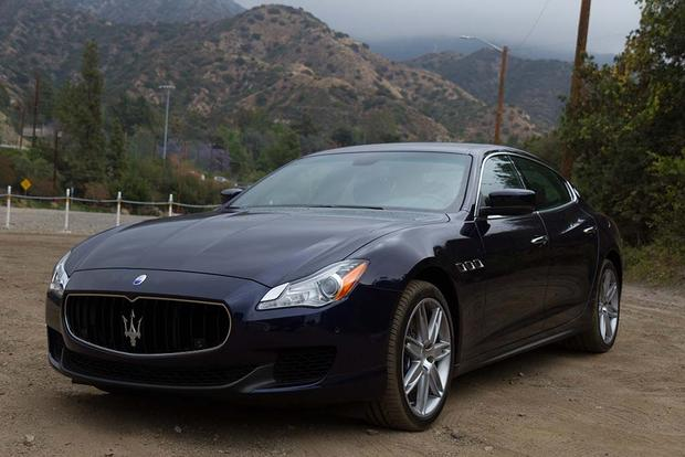 2016 Maserati Quattroporte S: Real World Review