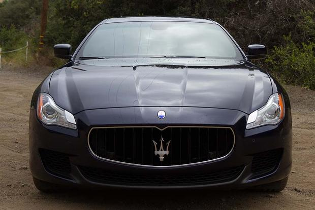 2016 Maserati Quattroporte S: Real World Review featured image large thumb2