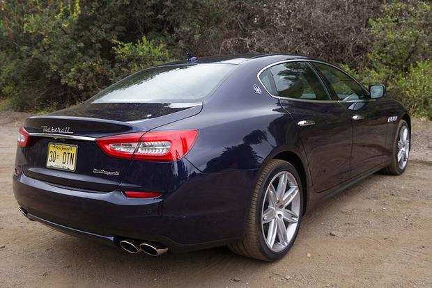 2016 Maserati Quattroporte S: Real World Review featured image large thumb4