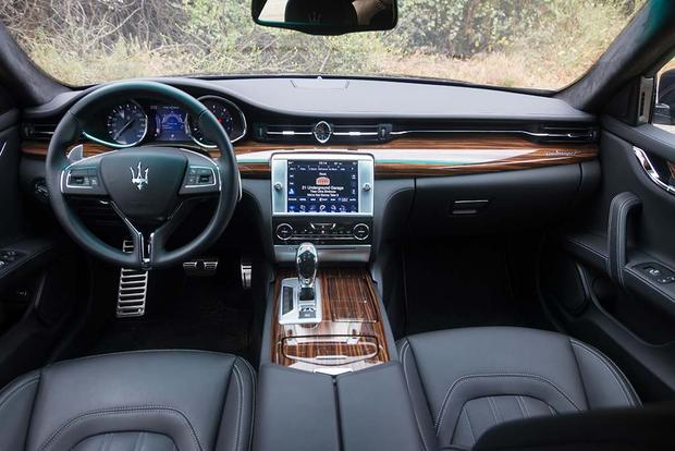 2016 Maserati Quattroporte S: Real World Review featured image large thumb5