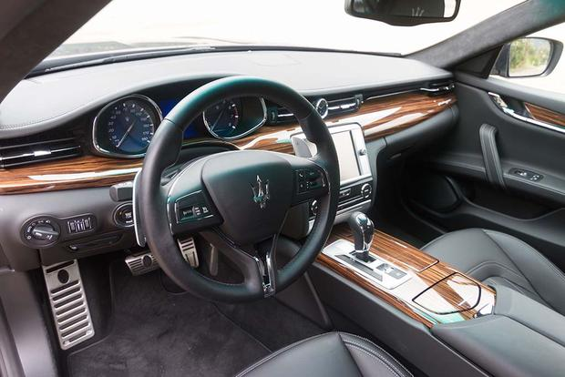 2016 Maserati Quattroporte S: Real World Review featured image large thumb6